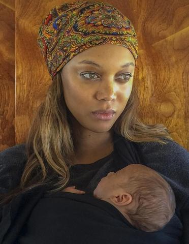 Tyra Banks resorted to surrogacy services