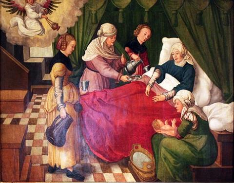 The history of surrogate motherhood