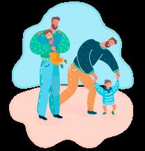 Bi-parental Surrogacy Package